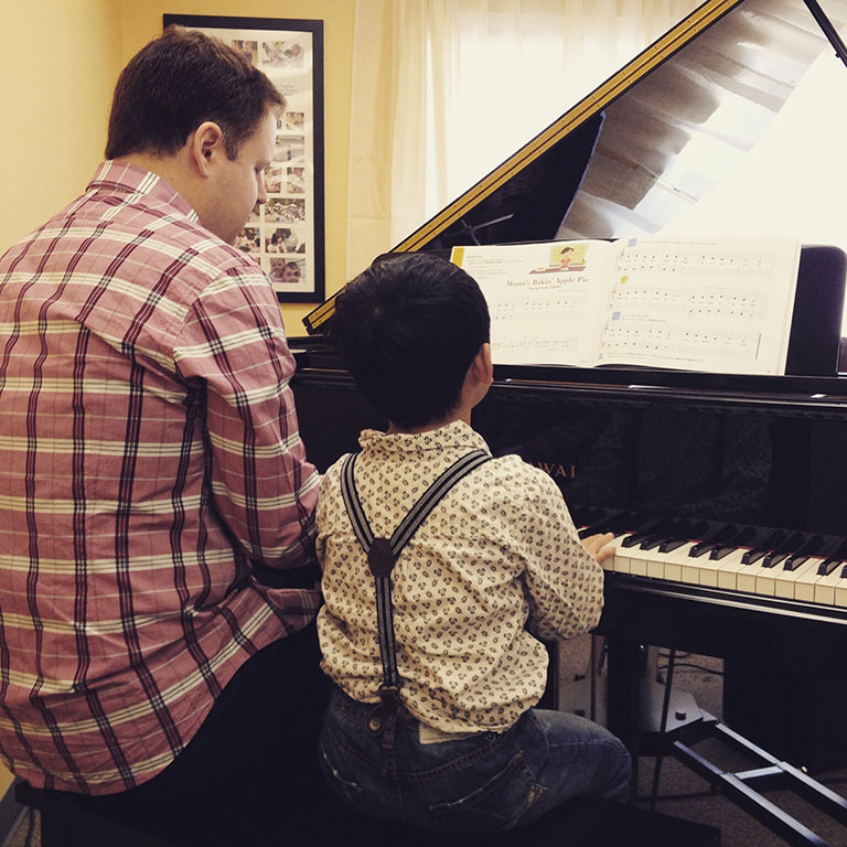 Piano lessons and classes in Burnaby