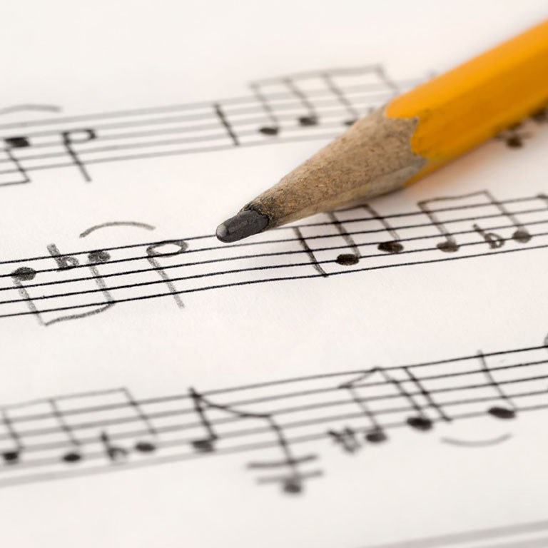 Music theory lessons and classes