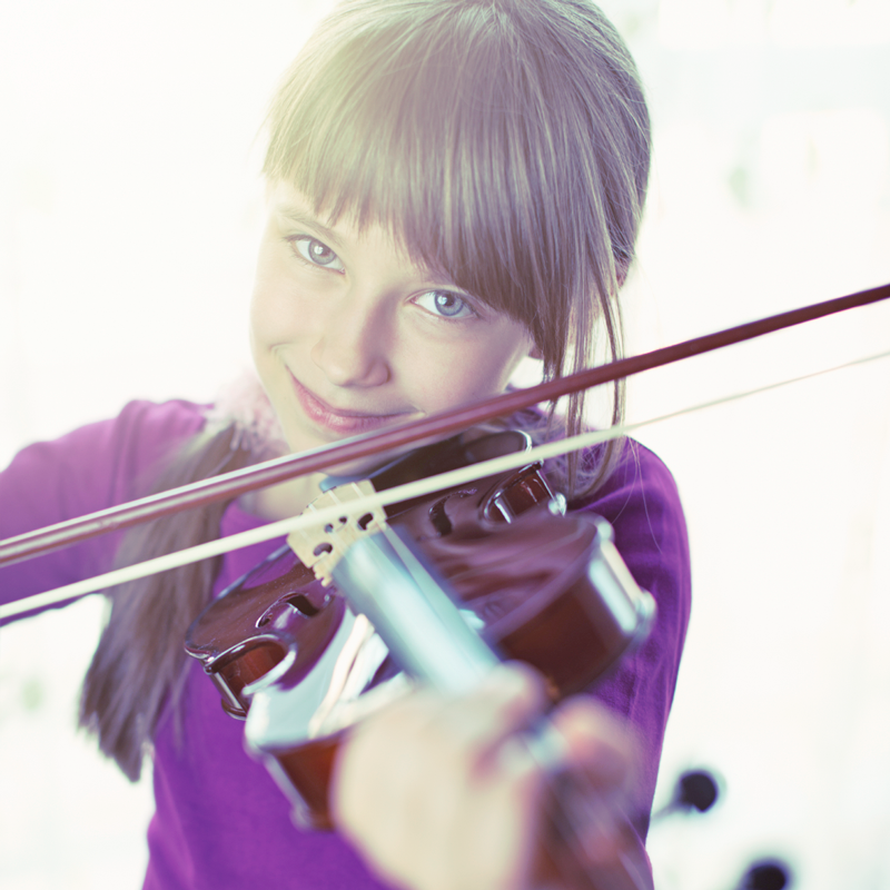 Violin lessons and classes for kids